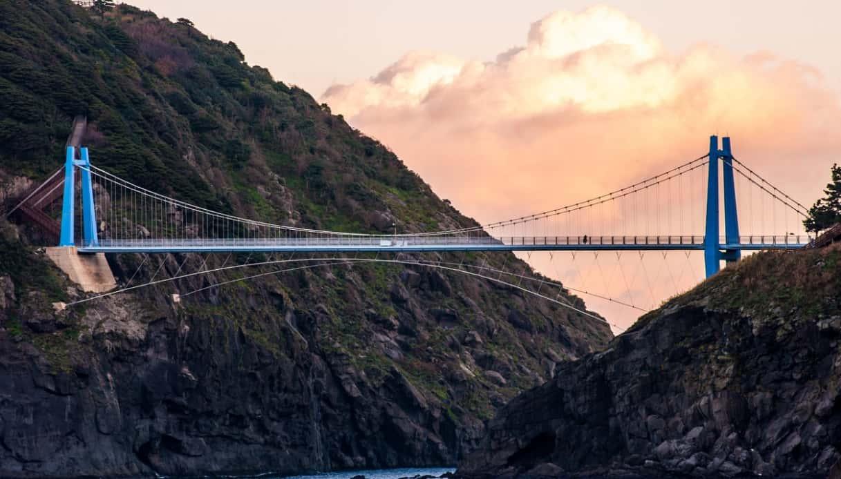 Il ponte verso gwaneum