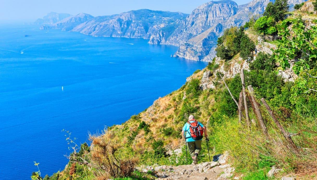 Il Sentiero degli Dei, trekking panoramico in Costiera Amalfitana