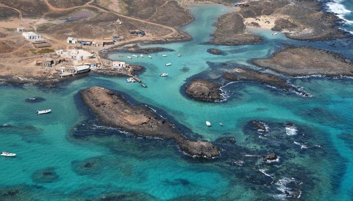 Canarie, come si ottiene il permesso per l'escursione sull'isola di Lobos