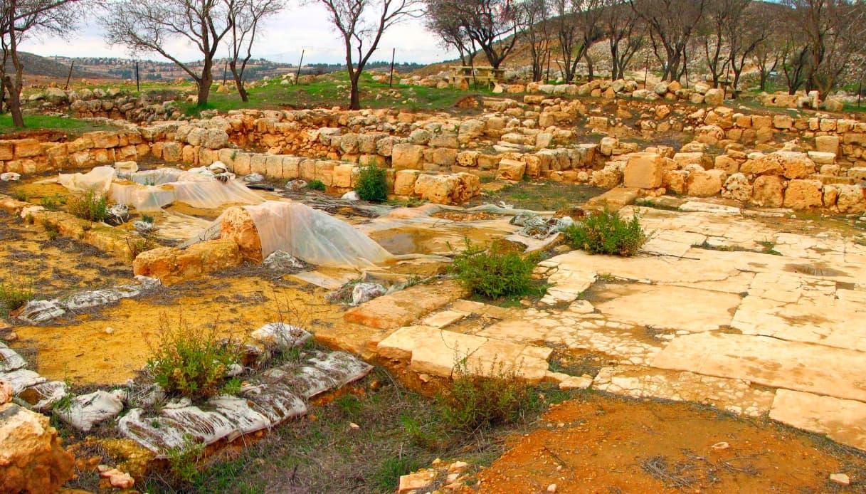 Israele - Scavo archeologico