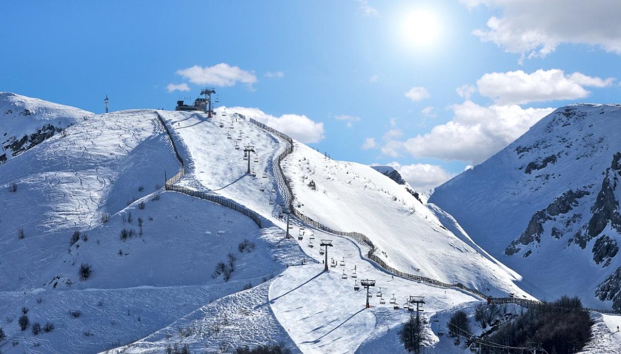 Sciare in Piemonte: Limone Piemonte