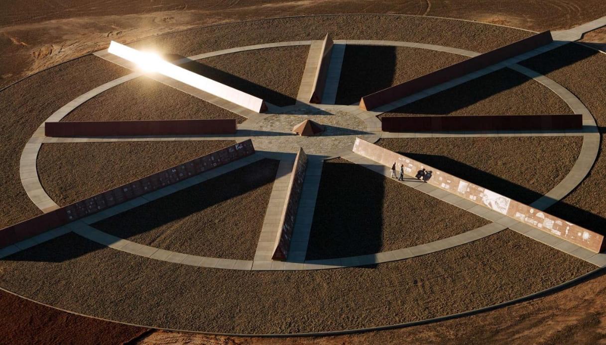 """Lo strano museo che si trova """"al centro del mondo"""""""