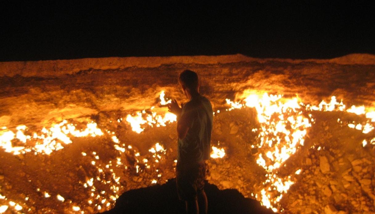 porta dell'inferno