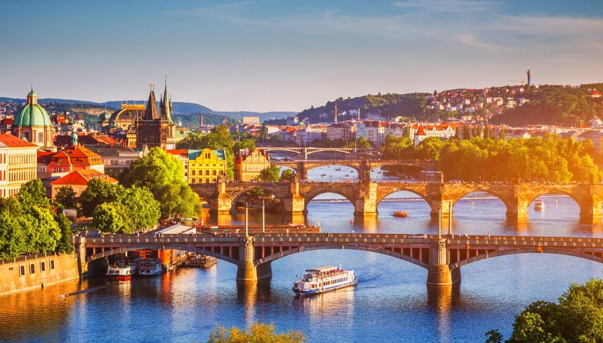 Praga - Moldava