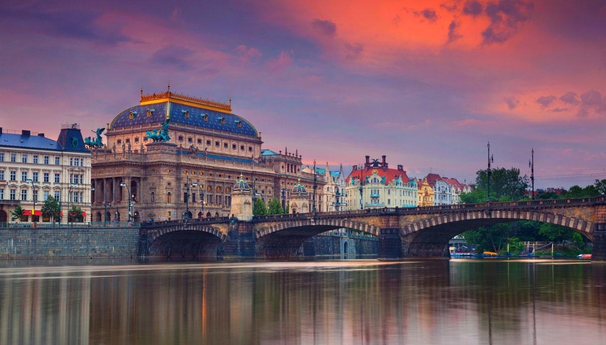 Praga - Teatro