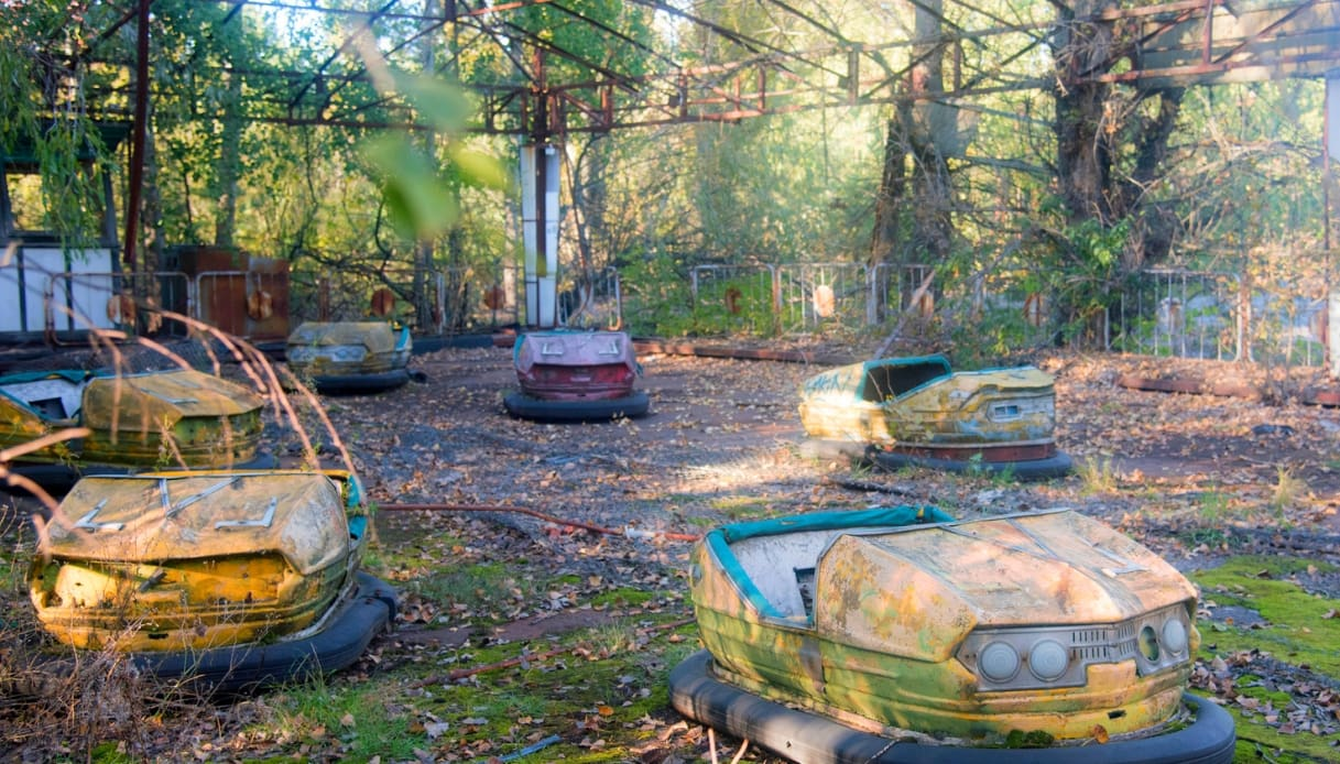 Pripryat - Chernobyl