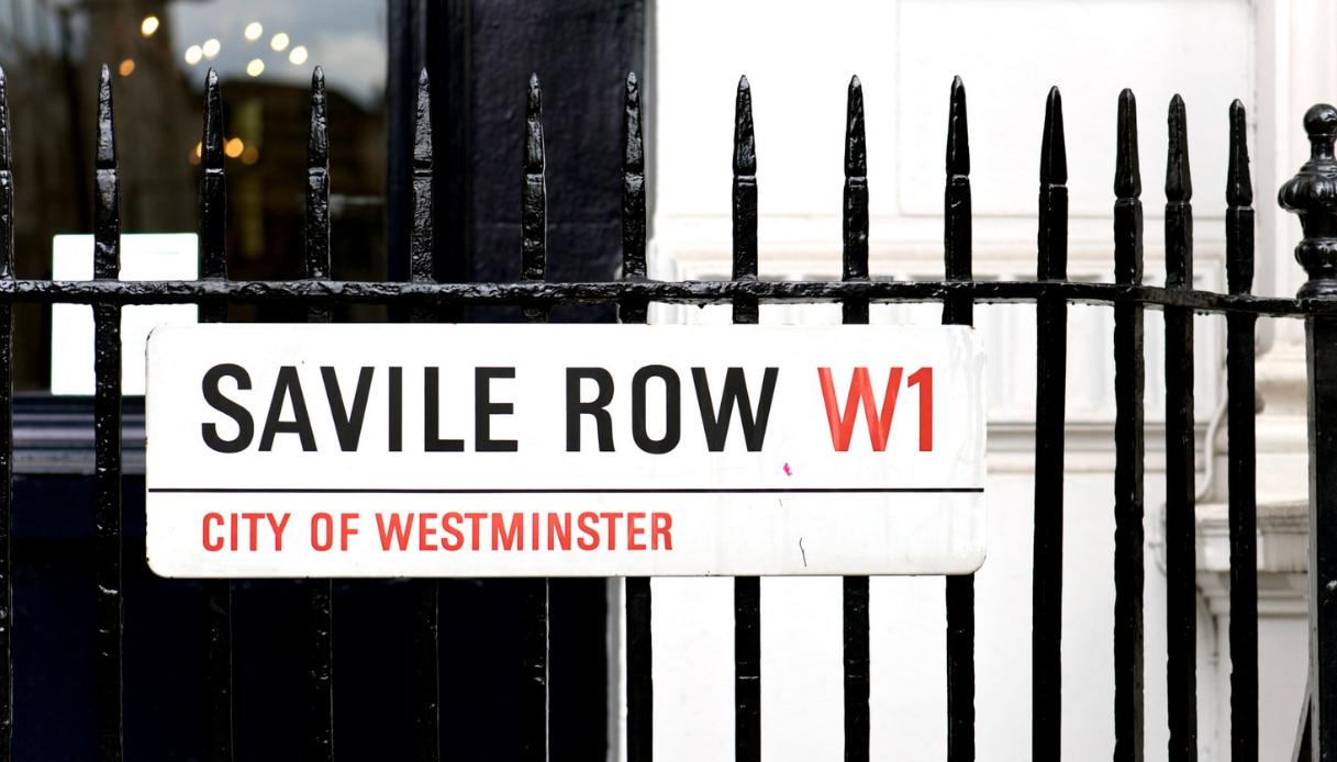 Savile Row - Londra