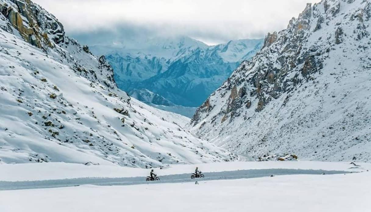 Tour Himalaya