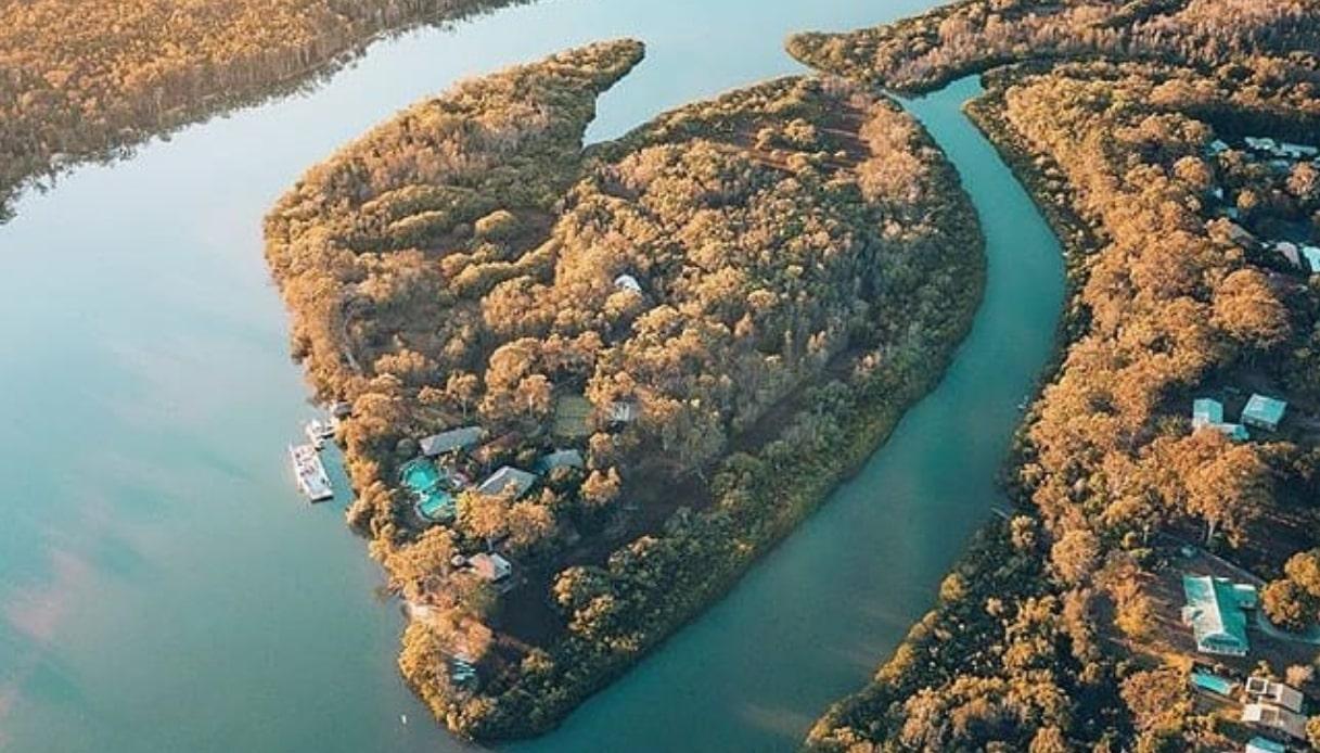 Uno sguardo a Makepeace, la seconda isola privata di Richard Branson