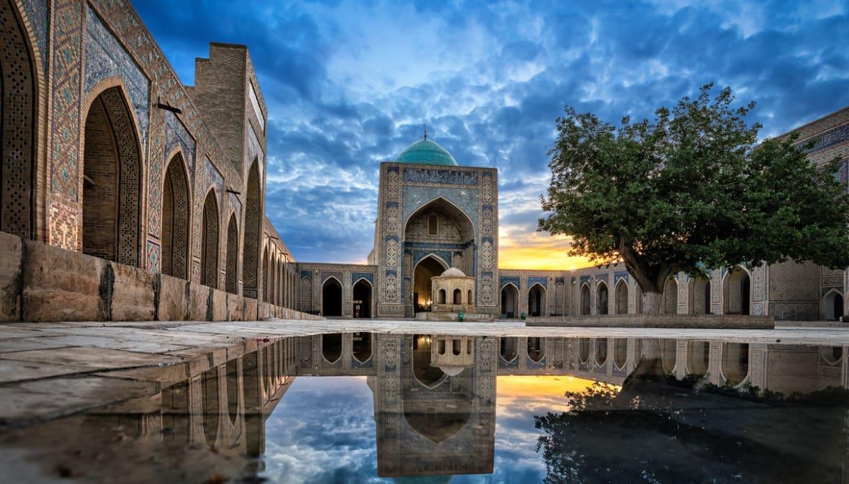 Uzbekistan visitarlo è più facile grazie all'abolizione del visto