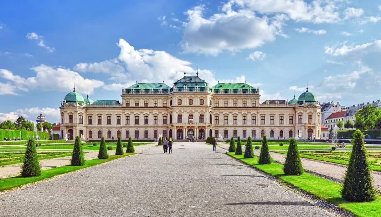 7 luoghi dove trascorrere San Valentino in Europa: Vienna