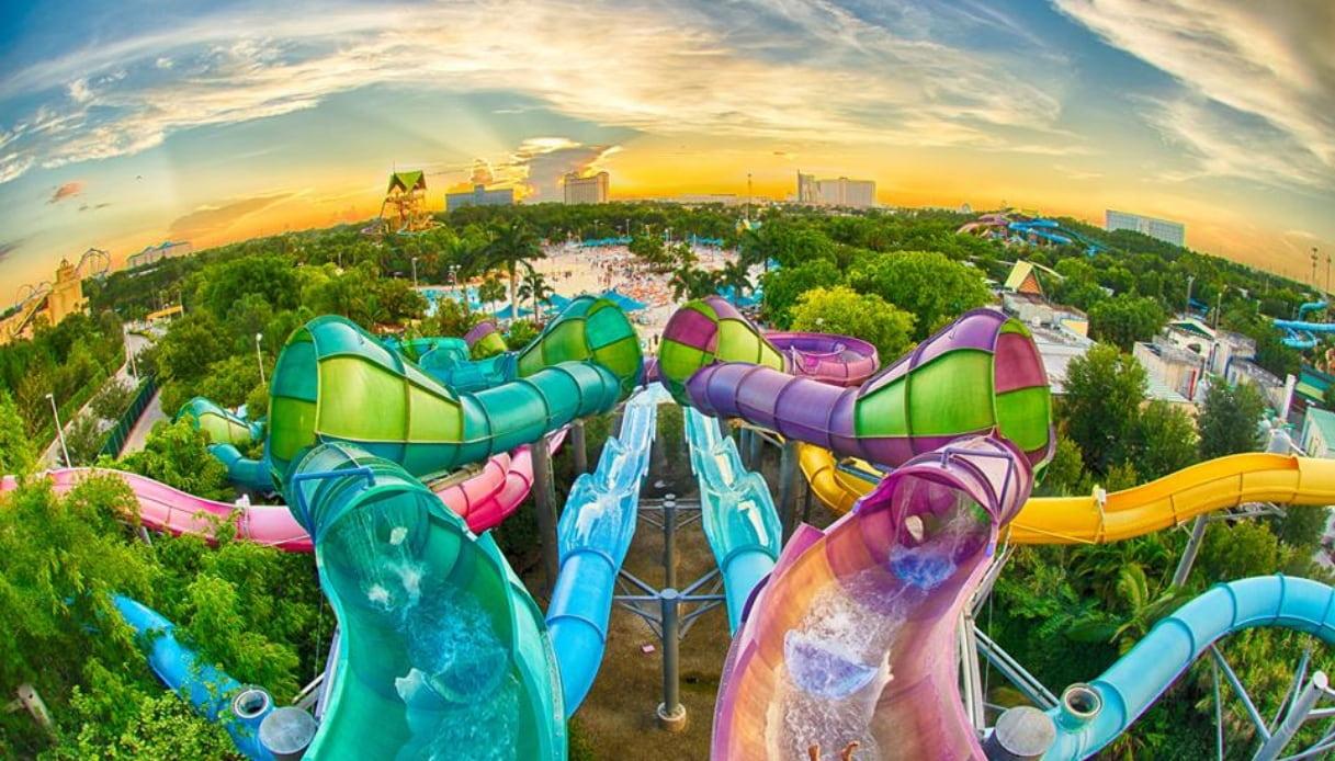 In Florida, il primo parco acquatico certificato per bambini autistici