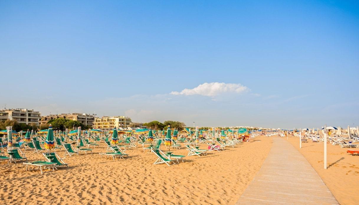 Bibione è la prima spiaggia d'Italia dove è vietato fumare