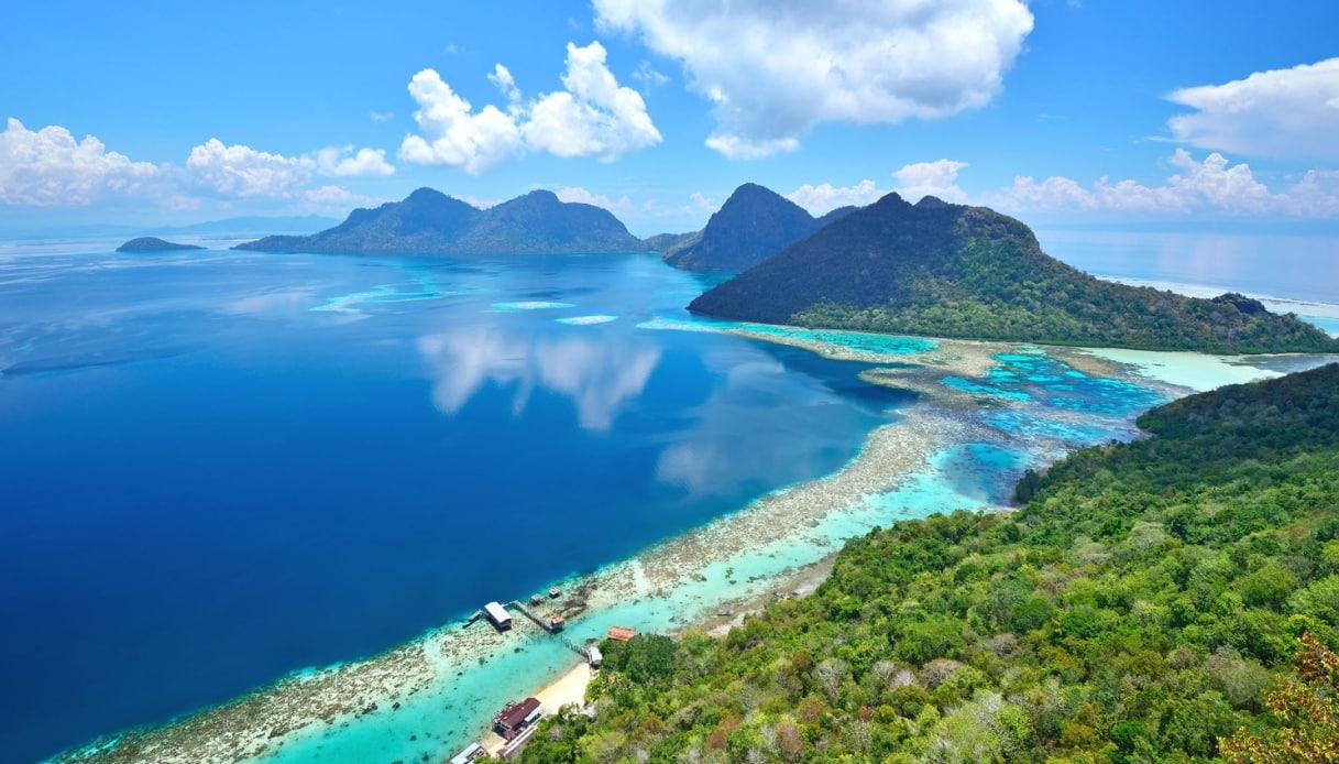 Paesi che dovresti considerare: il Borneo