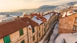 Capracotta, il borgo del Molise sulla cima dell'Appennino