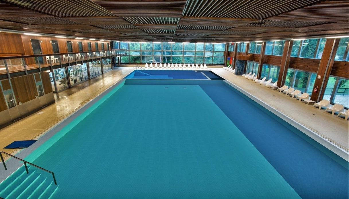 Cervia, la nuova piscina delle terme è più salata del Mar Morto