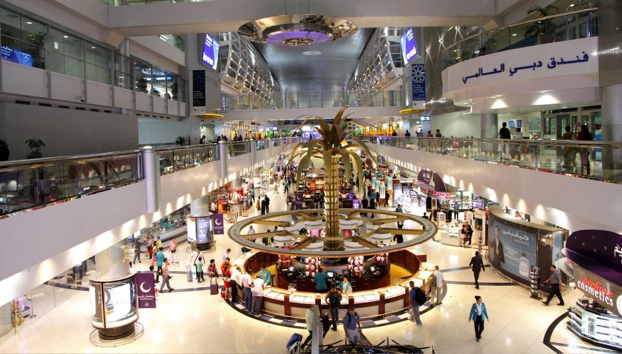 I 10 aeroporti più lussuosi del mondo: Dubai