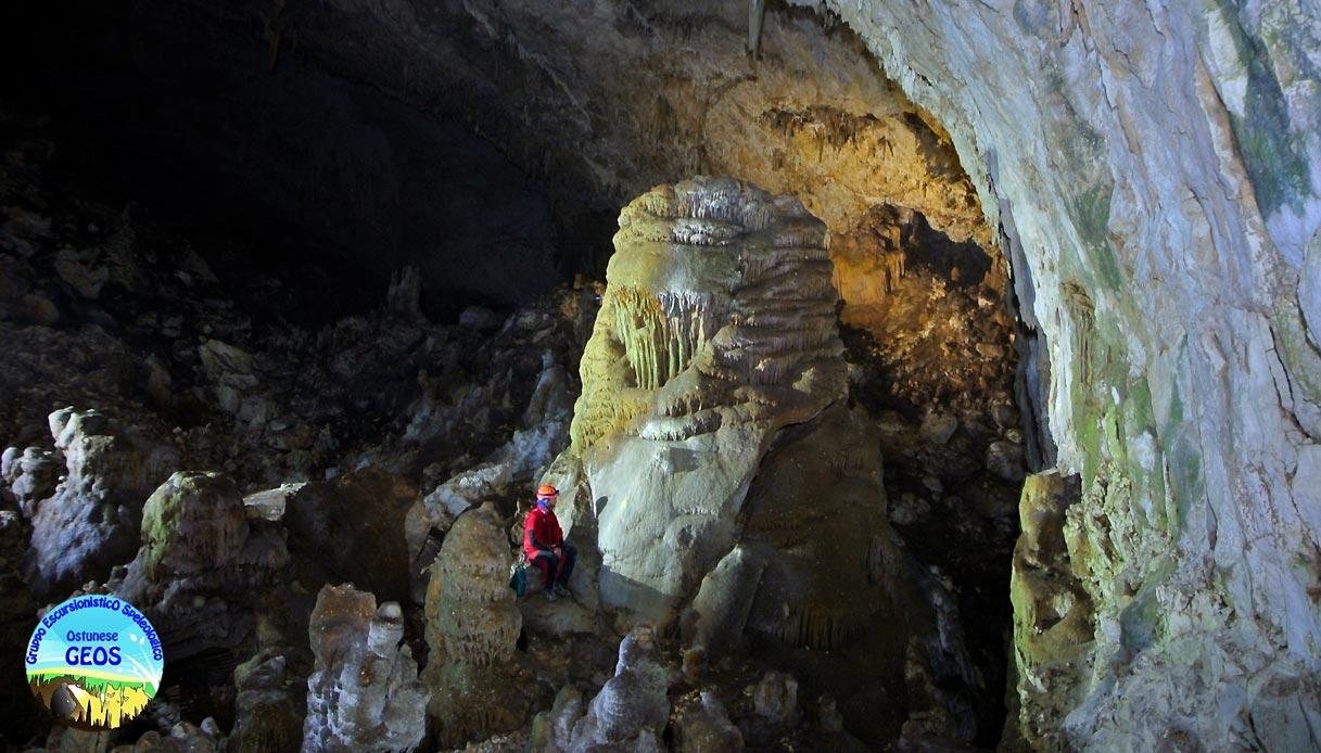 Grotta di San Biagio