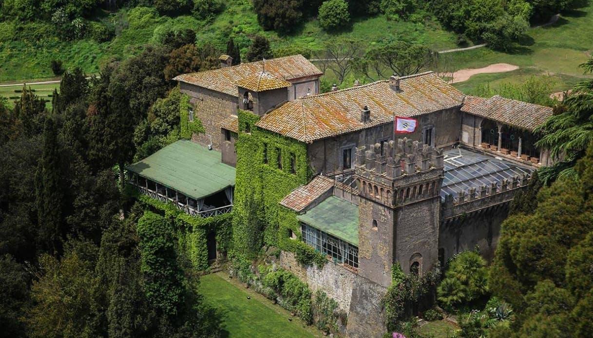 """Il Castello di Tor Crescenza, location di """"Uomini e Donne - La Scelta"""""""