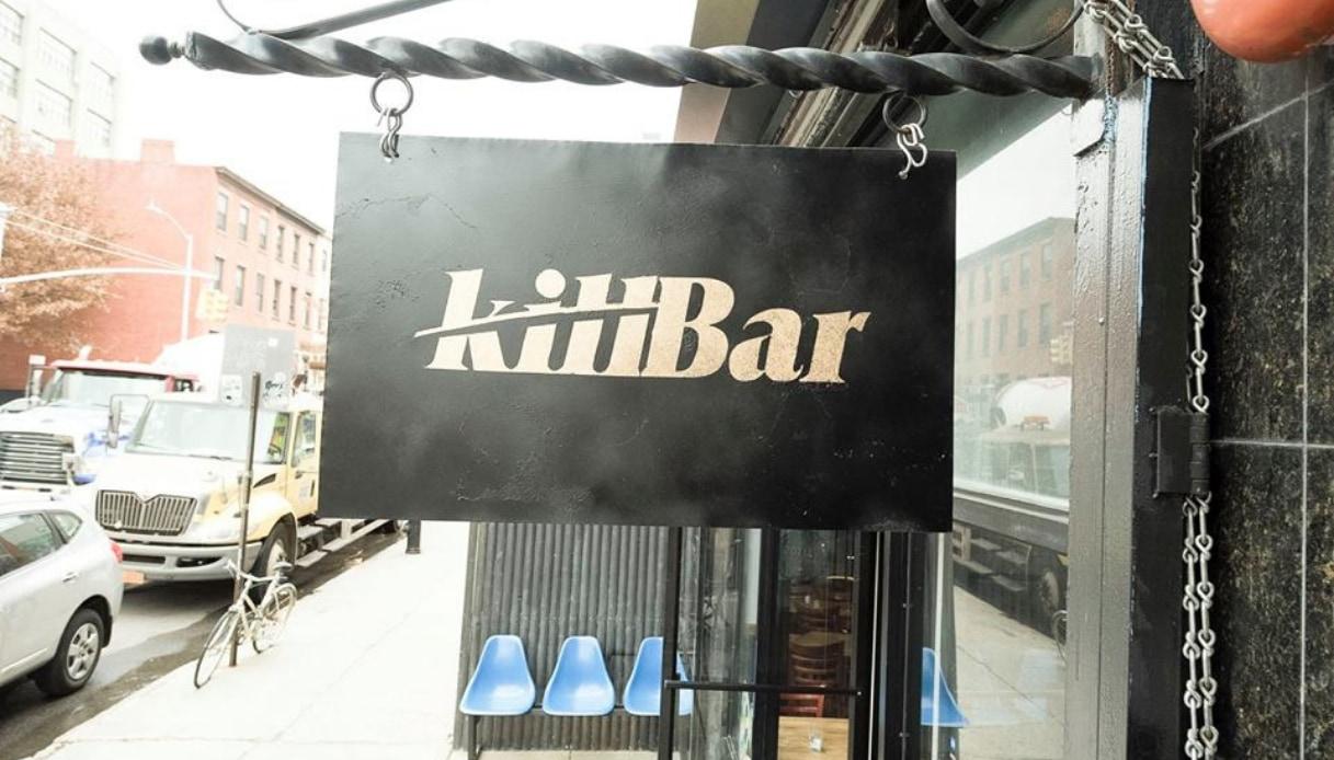 Killbar, a Brooklyn il bar ispirato ai film di Quentin Tarantino