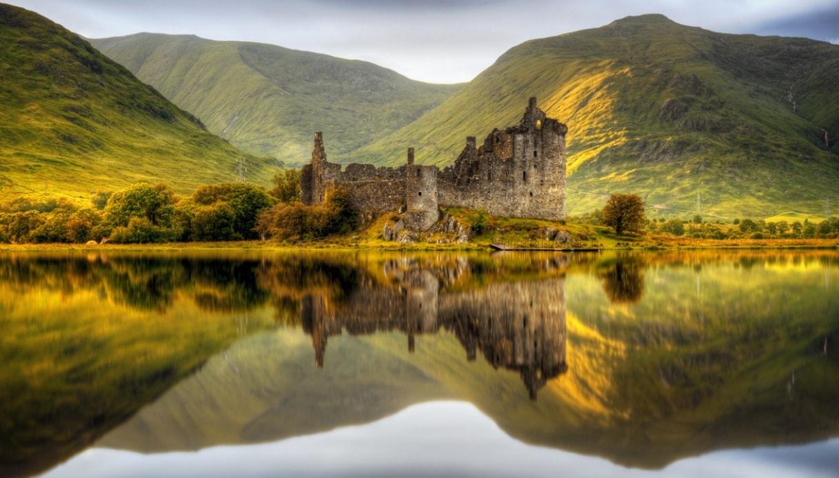 La Terra di Mezzo del Signore degli Anelli arriva in Scozia