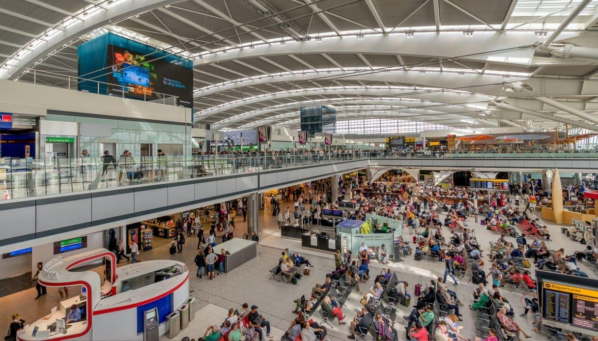 I 10 aeroporti più lussuosi del mondo: Londra Heathrow