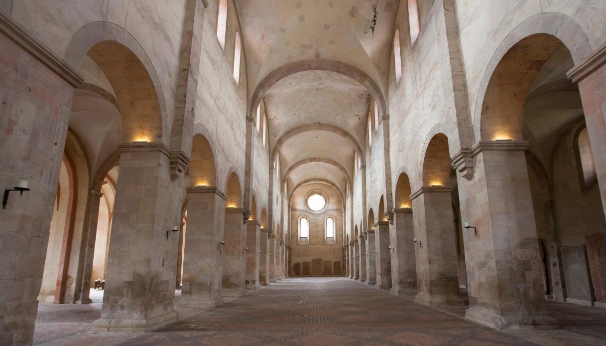 monastero di Eberbach