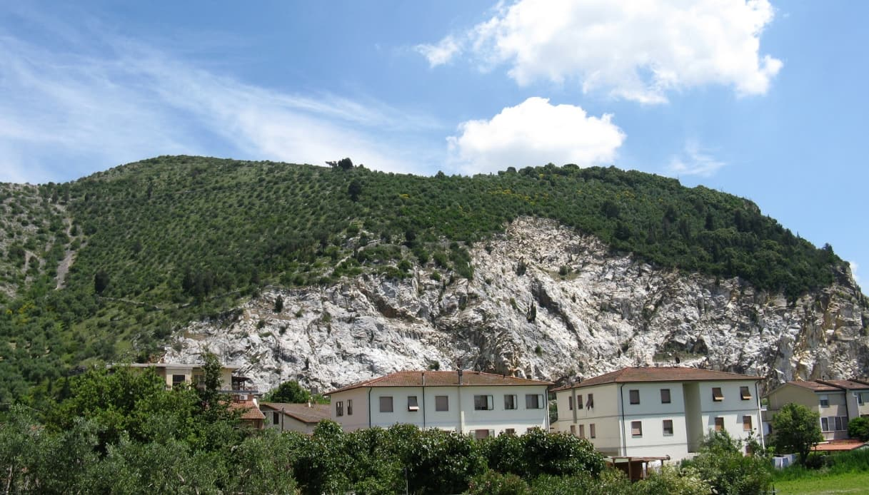 Monte Pisano, il luogo del cuore FAI 2019 rischiava di scomparire
