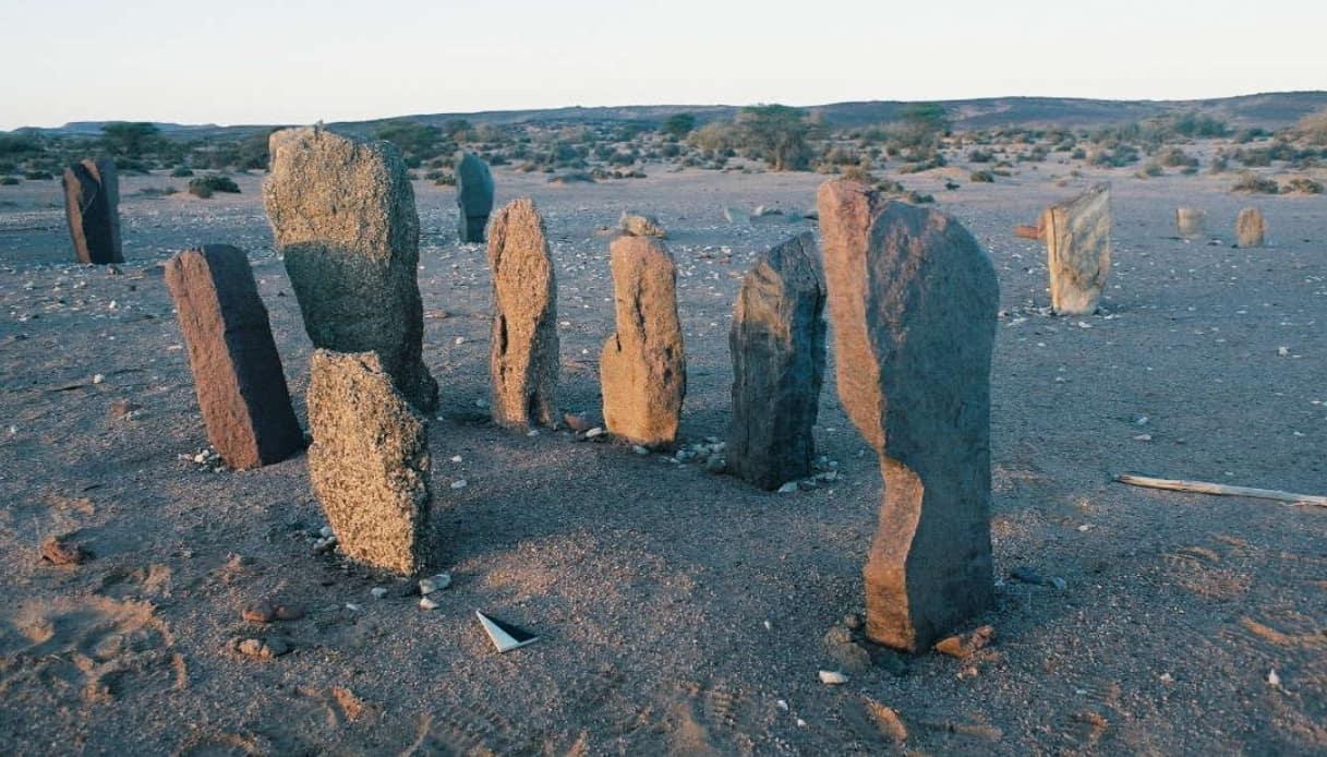 Nel deserto del Sahara, è stata scoperta una misteriosa oasi preistorica