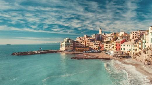 Bogliasco, alla scoperta della Liguria d'altri tempi