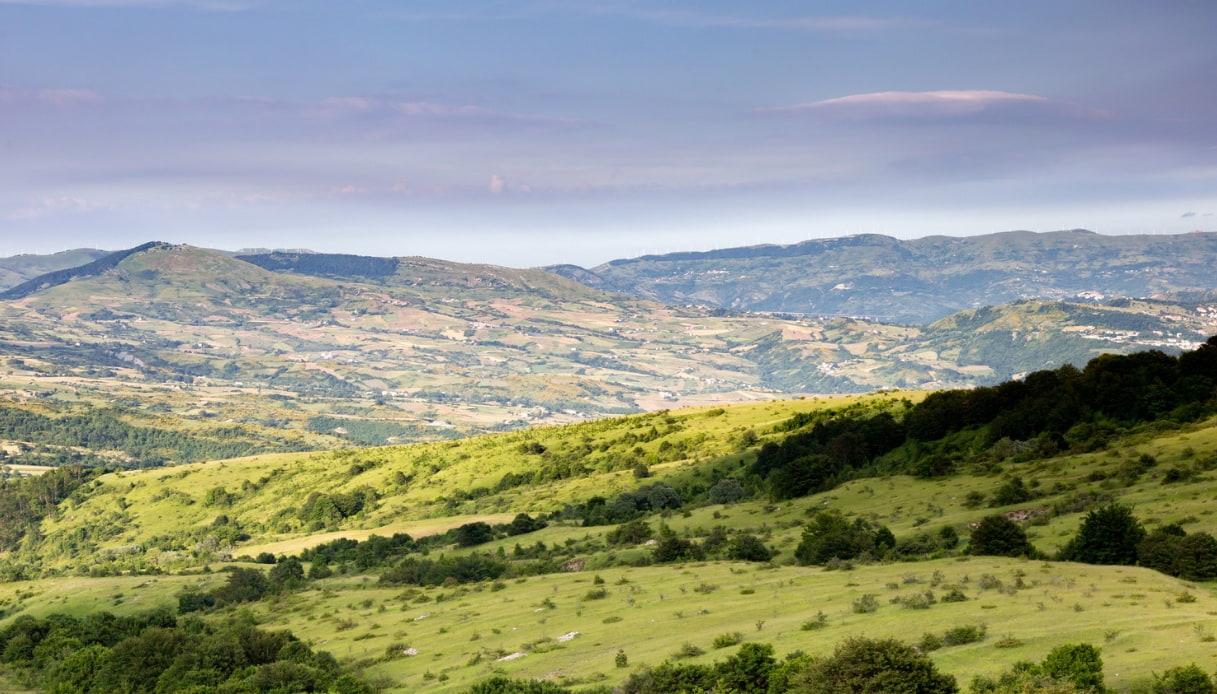 Panorama Capracotta