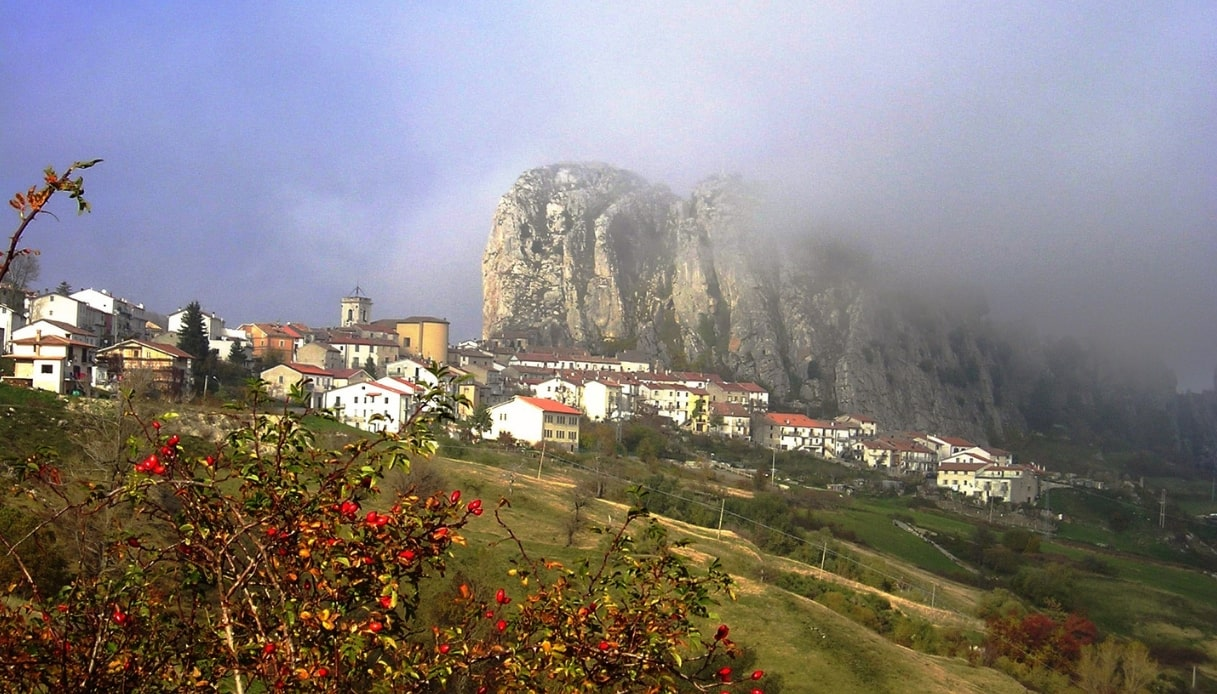 Pizzoferrato, il borgo di montagna considerato il più bello d'Abruzzo
