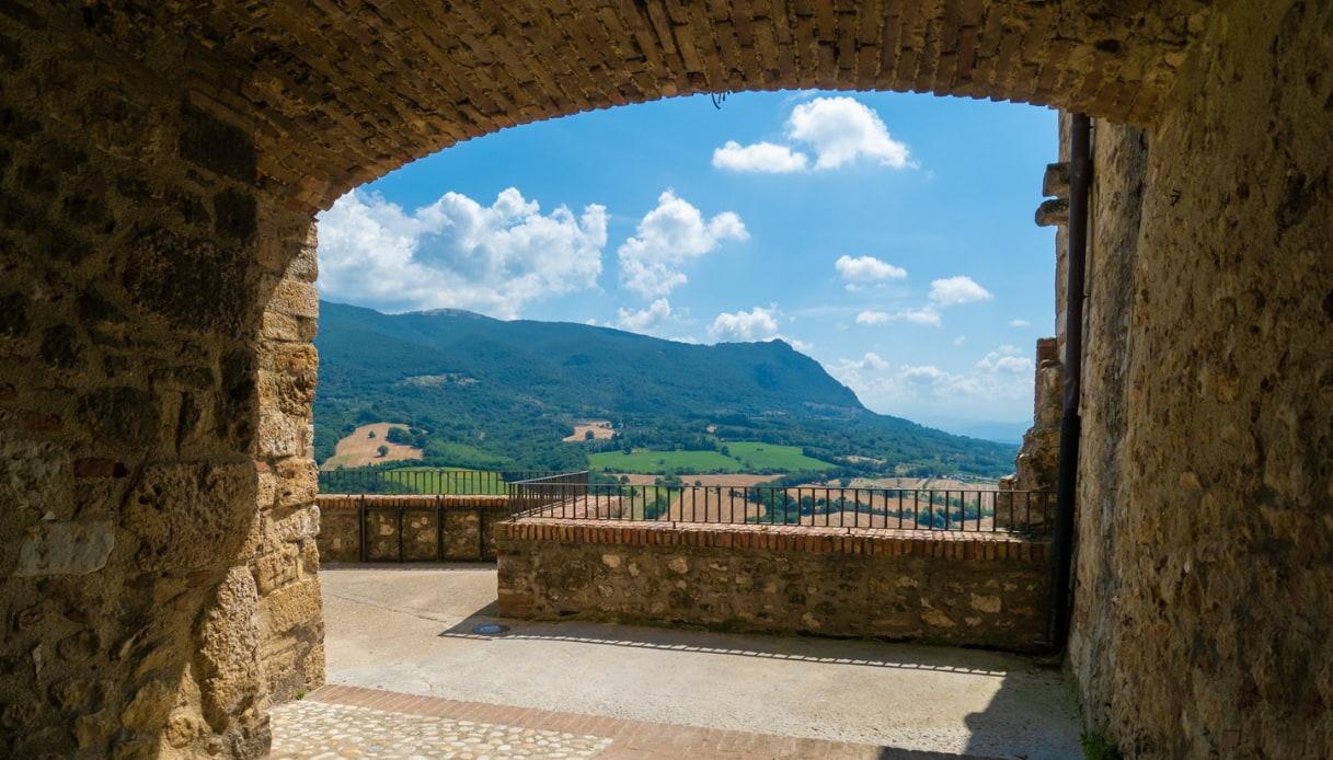 San Gemini - panorama