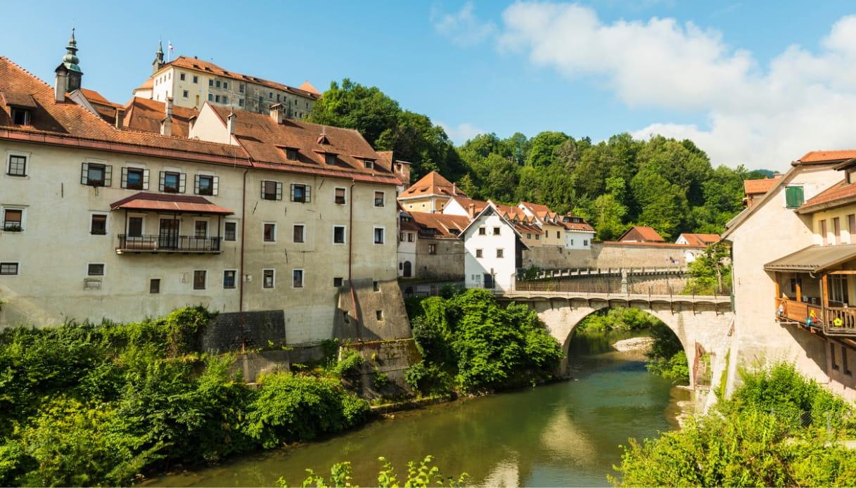Škofja Loka, la città delle favole in Slovenia