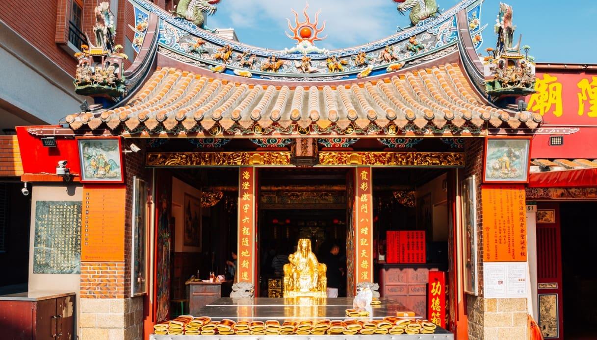 Taipei - Dio dell'amore