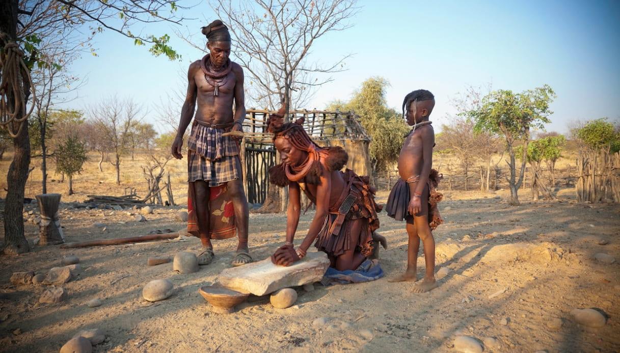 tribu sudafrica