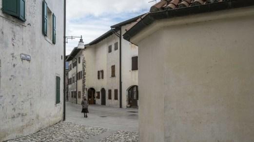 Venzone, il borgo del Friuli set del Commissario Montalbano