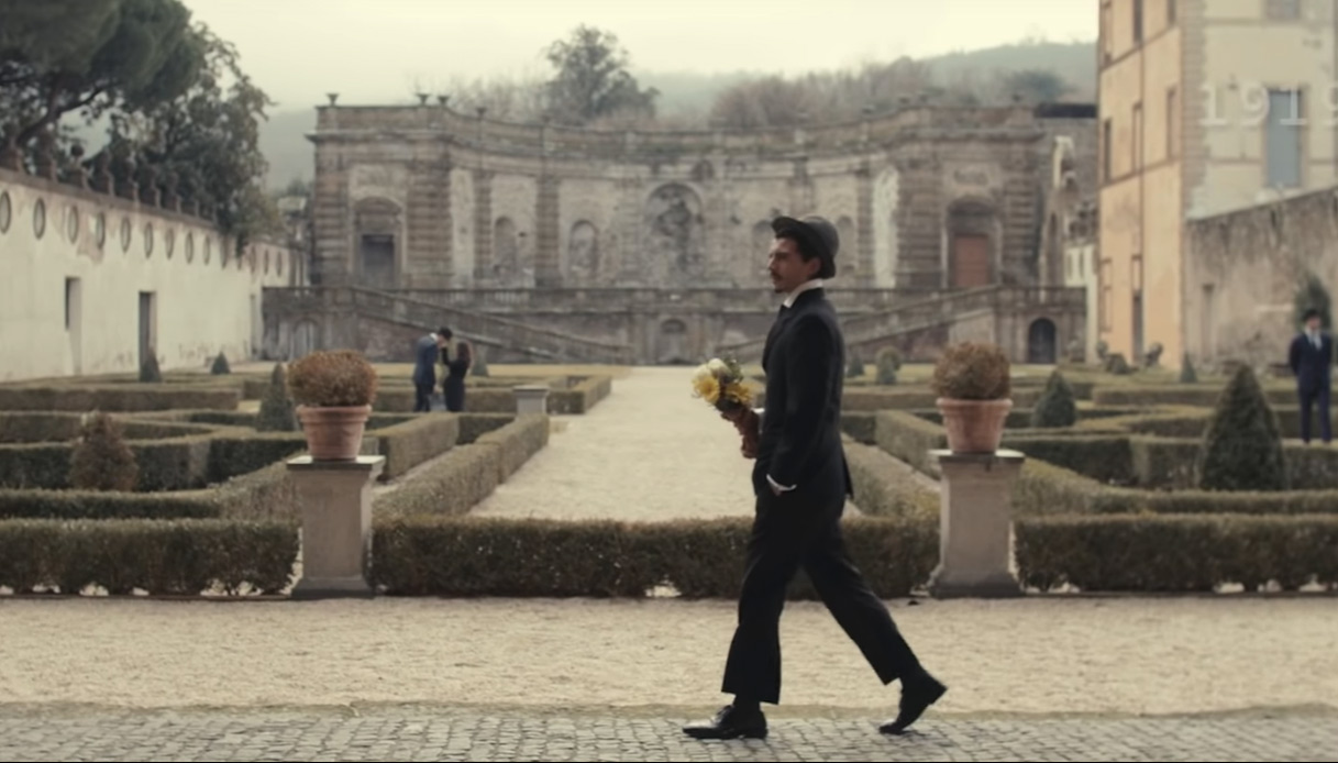 Villa Mondragone di Frascati, la location del video di Ultimo