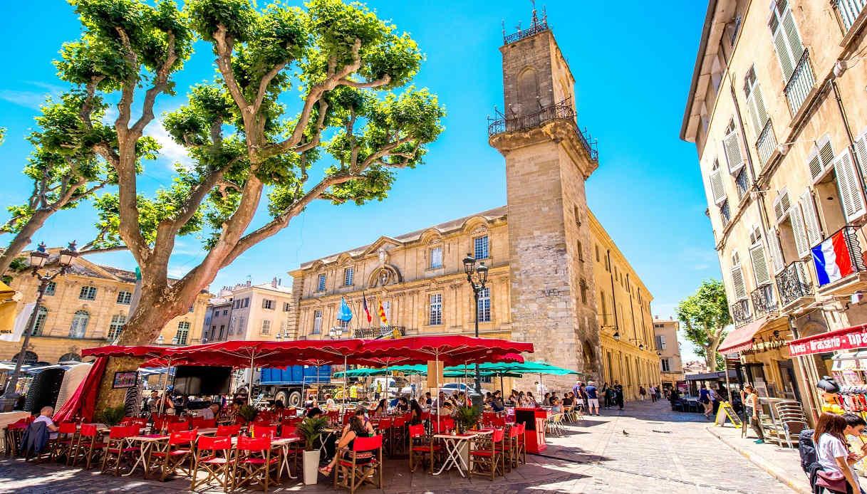 Aix En Provence Provenza