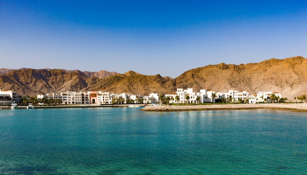 As Sifah - Oman
