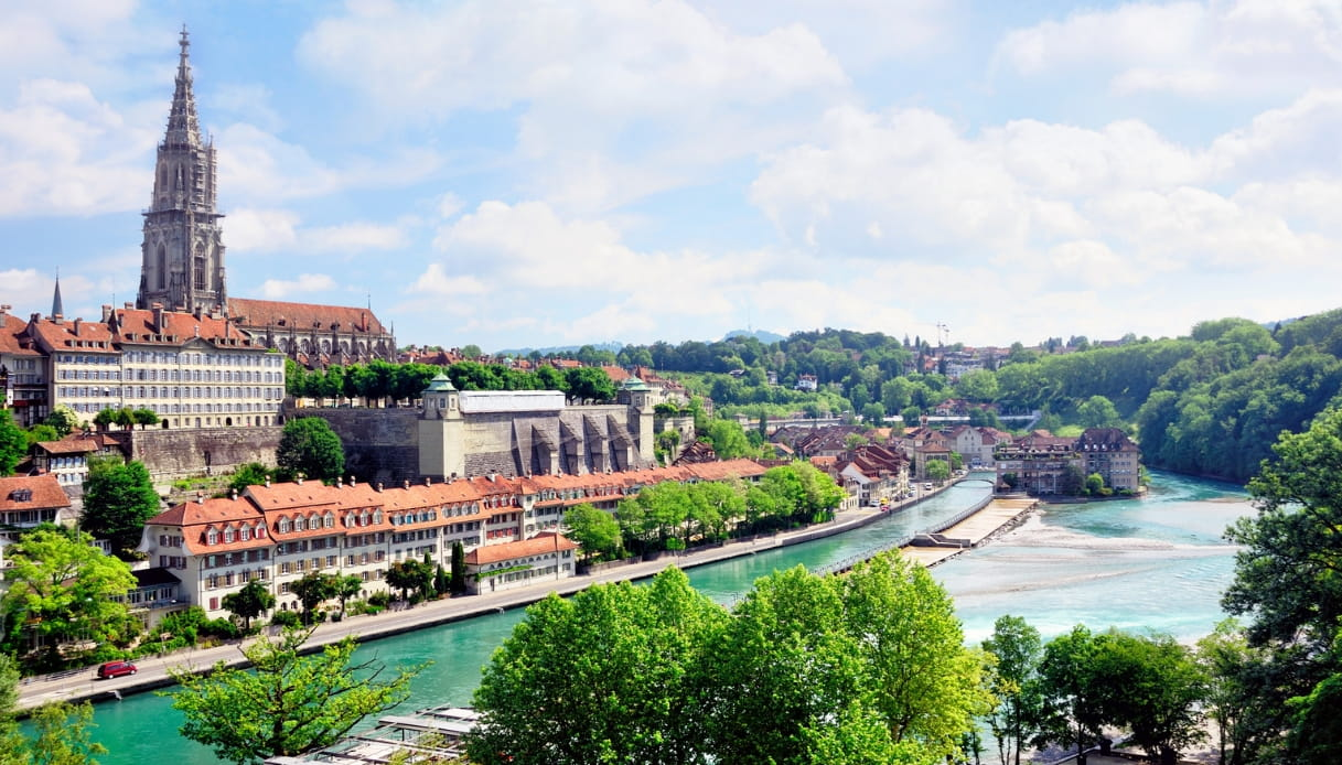 Le 10 capitali europee da visitare a Pasqua 2019: Berna