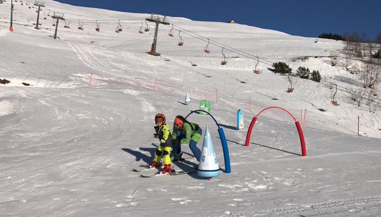 Bielmonte, sciare in famiglia a ridosso delle Alpi Biellesi