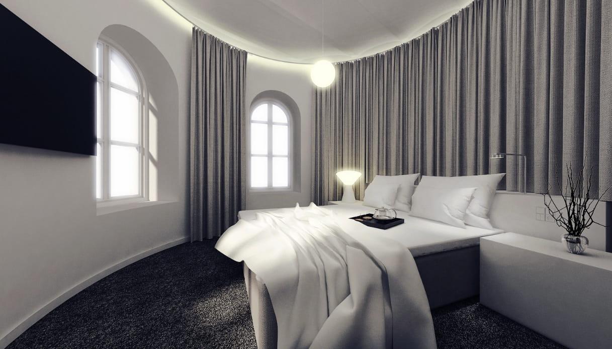 Camera Hotel Ottilia