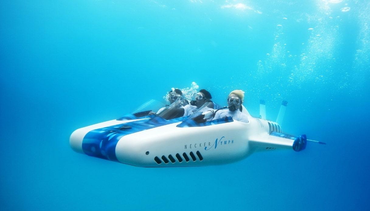 catamarano richard branson
