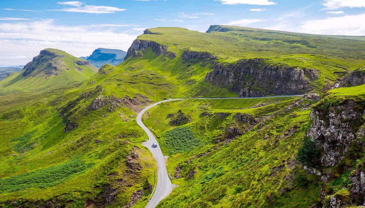 Isola Skye Scozia