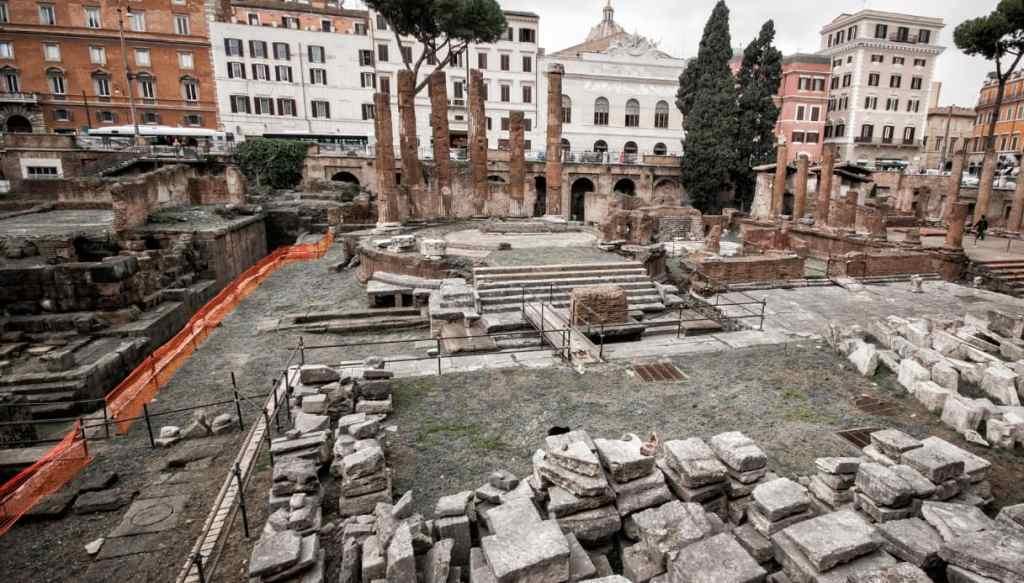 Nel 2021 il luogo dell'assassinio di Giulio Cesare verrà aperto al pubblico