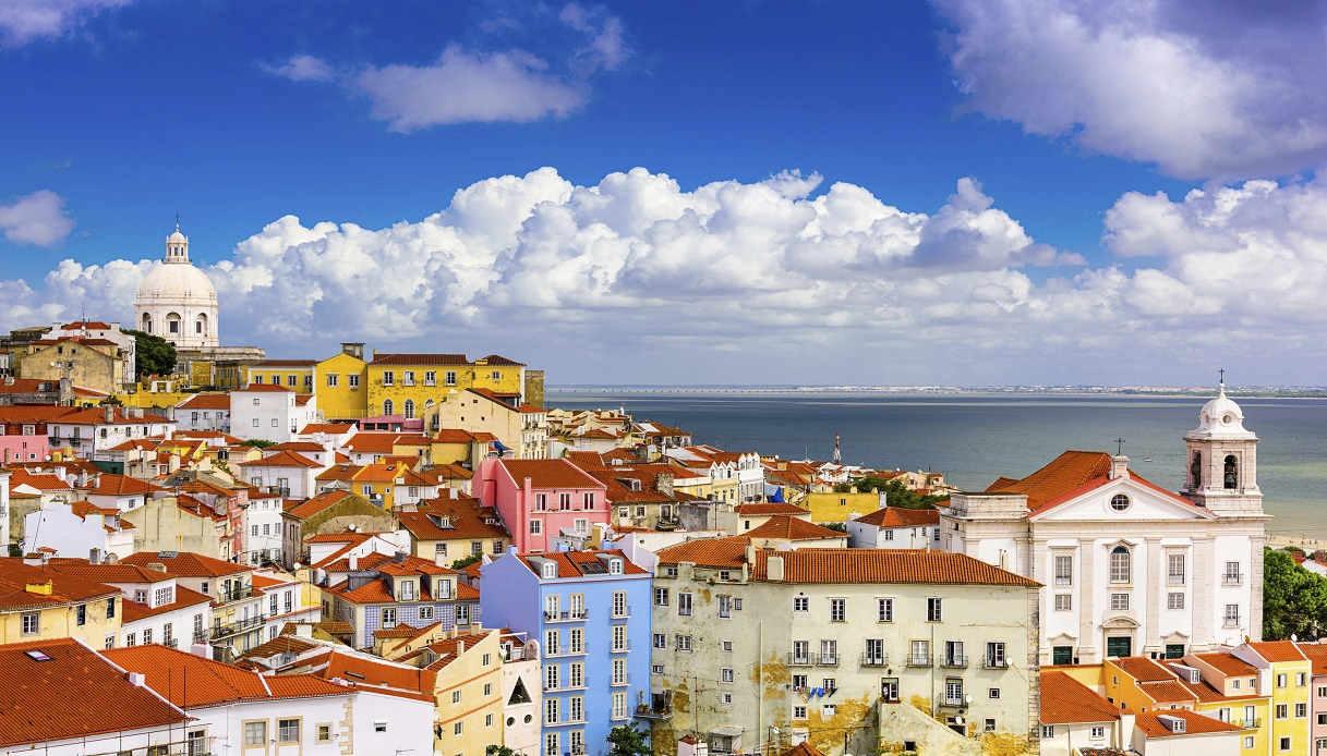 dove andare in vacanza in agosto - Lisbona