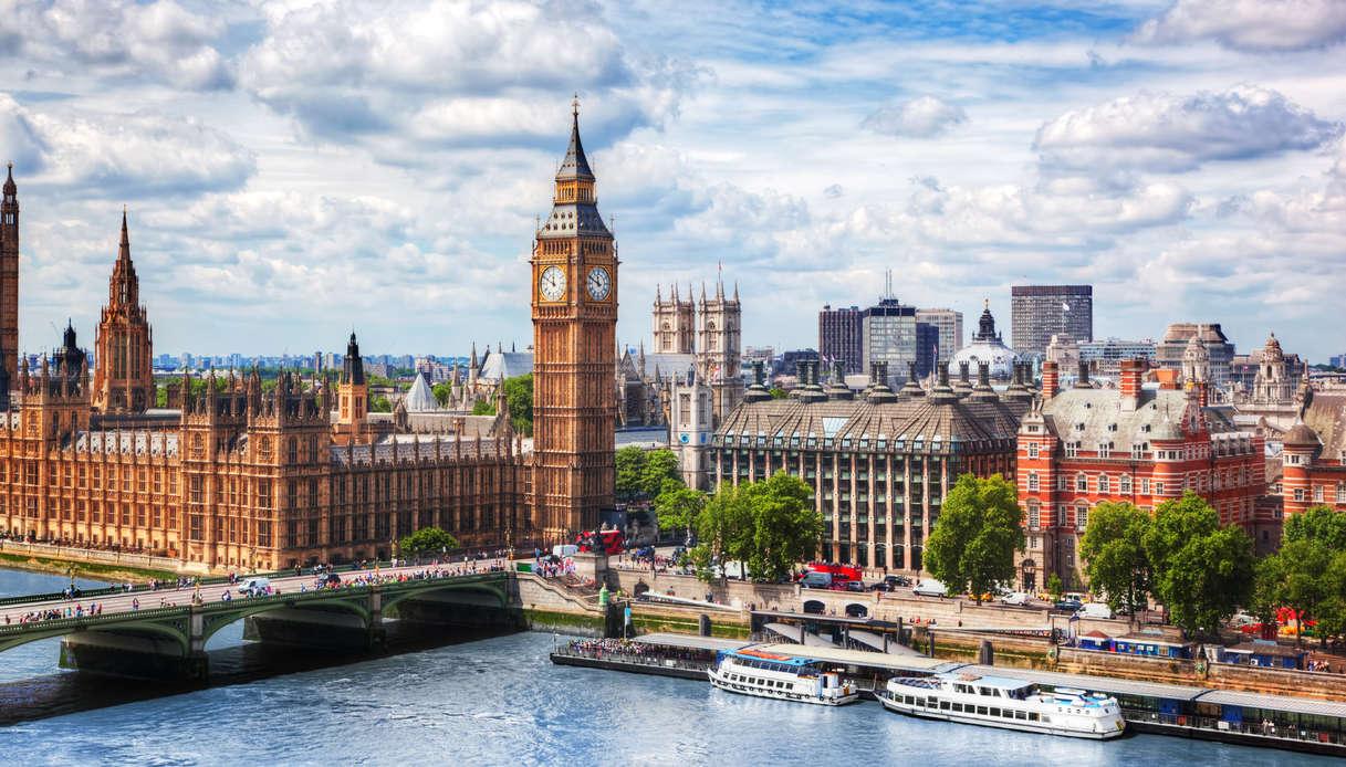 Dove andare a Pasqua 2019 - Londra