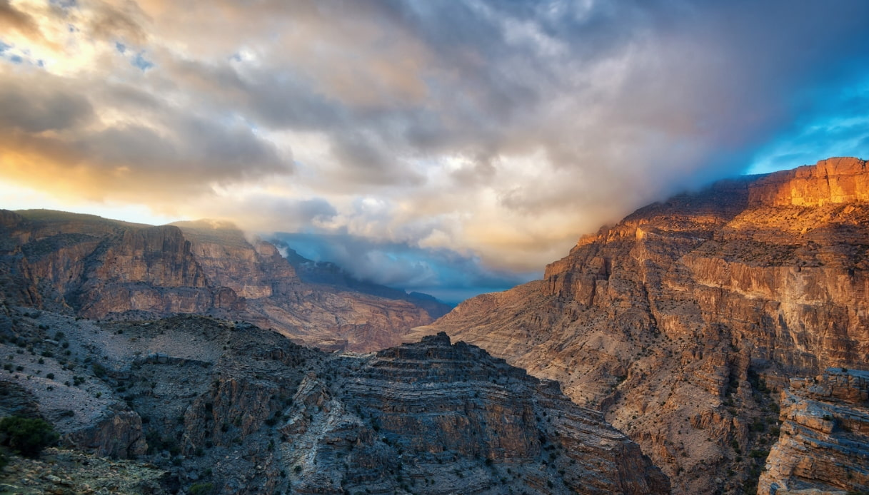 Monti Hajar - Oman