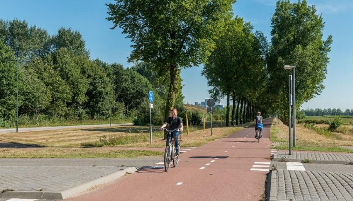 Olanda - Autostrada per bici